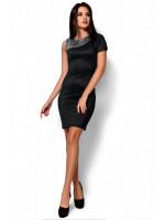 Платье «Зара» черного цвета