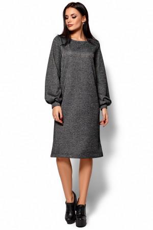 Сукня «Ніно» чорного кольору