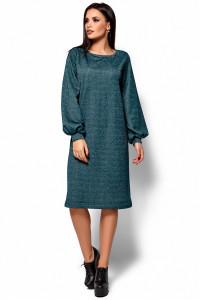 Сукня «Ніно» темно-зеленого кольору