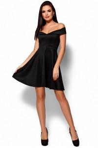 Платье «Айла» черного цвета