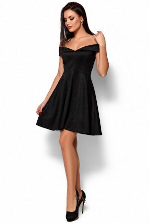 Сукня «Айла» чорного кольору