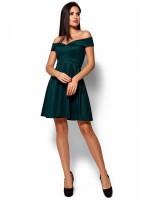Сукня «Айла» темно-зеленого кольору