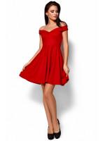 Сукня «Айла» червоного кольору