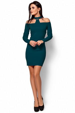 Сукня «Юліана» темно-зеленого кольору