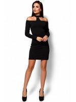 Сукня «Юліана» чорного кольору