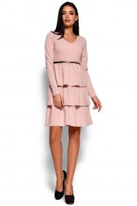 Сукня «Шарліз» рожевого кольору
