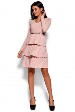 Платье «Шарлиз» розового цвета