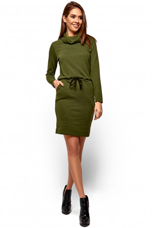 Сукня «Ділара» зеленого кольору