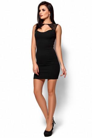 Сукня «Флоренс» чорного кольору
