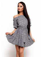 Платье «Дженнифер» черного цвета