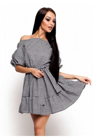 Сукня «Дженніфер» чорного кольору