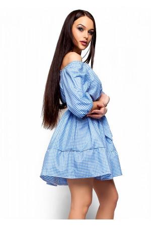 Сукня «Дженніфер» блакитного кольору
