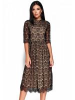 Сукня «Шанті» чорного кольору