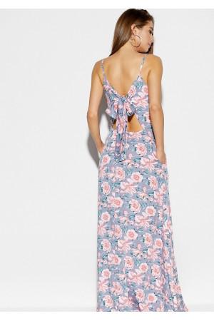 Сукня «Меріда» сірого кольору