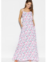 Платье «Мерида» белого цвета
