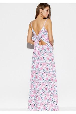 Сукня «Меріда» білого кольору