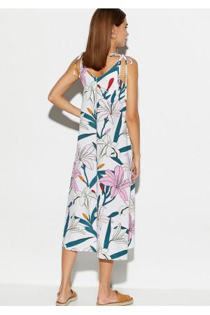 Сукня «Ліліан» білого кольору