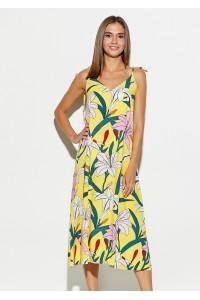 Сукня «Ліліан» жовтого кольору