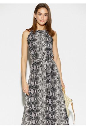 Сукня «Конго» сірого кольору
