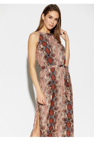 Сукня «Конго» рудого кольору