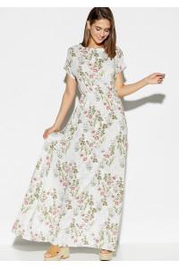 Платье «Джессика» белого цвета