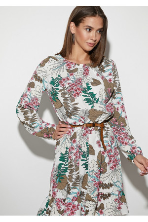 Сукня «Сальма» білого кольору