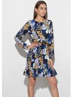 Сукня «Сальма» темно-синього кольору
