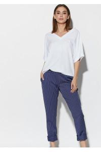 Блуза «Токіо» білого кольору