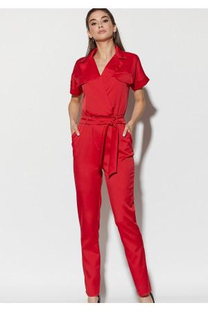Комбінезон «Вайона» червоного кольору