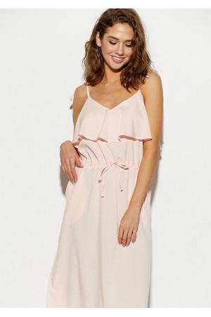 Сукня «Кастро» персикового кольору