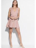 Сукня «Лія» кольору пудри