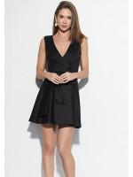 Платье «Лия» черного цвета