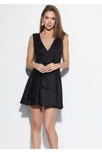 Сукня «Лія» чорного кольору