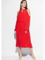 Платье «Трофи» красного цвета