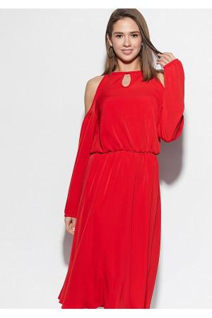 Сукня «Трофі» червоного кольору