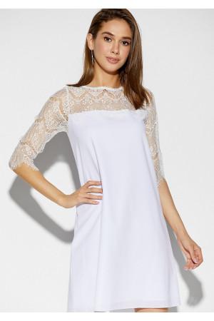 Сукня «Скай» білого кольору