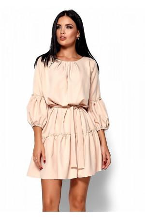 Сукня «Поліна» бежевого кольору