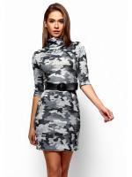Сукня «Едра» кольору хакі