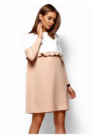 Сукня «Ванесса» бежевого кольору