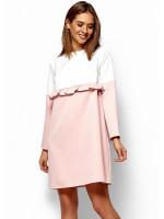 Сукня «Ванесса» кольору пудри