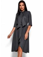 Сукня «Марта» сірого кольору