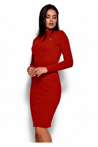 Сукня «Брюс» червоного кольору