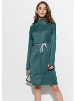 Сукня «Аліса» темно-зеленого кольору