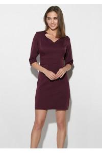 Сукня «Кайлі» кольору бургунді