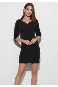 Сукня «Кайлі» чорного кольору