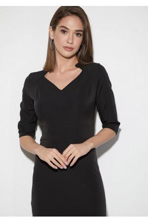 Платье «Кайли» черного цвета