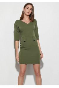 Сукня «Кайлі» кольору хакі