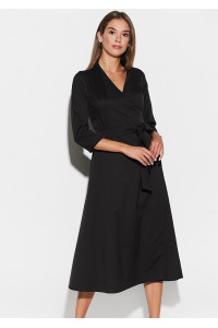 Платье «Тайра» черного цвета
