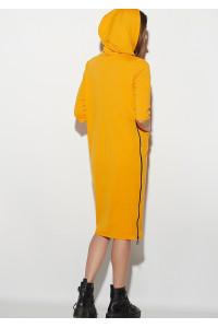 Сукня «Аванш» рудого кольору