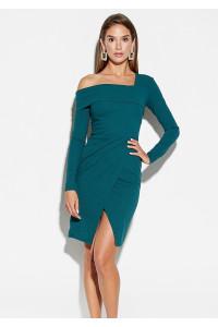Сукня «Космо» темно-зеленого кольору